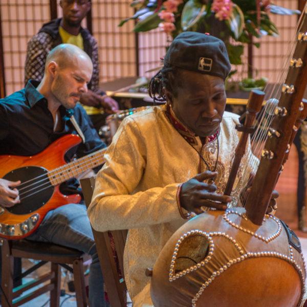 Mbalax Meets Mande in Dakar