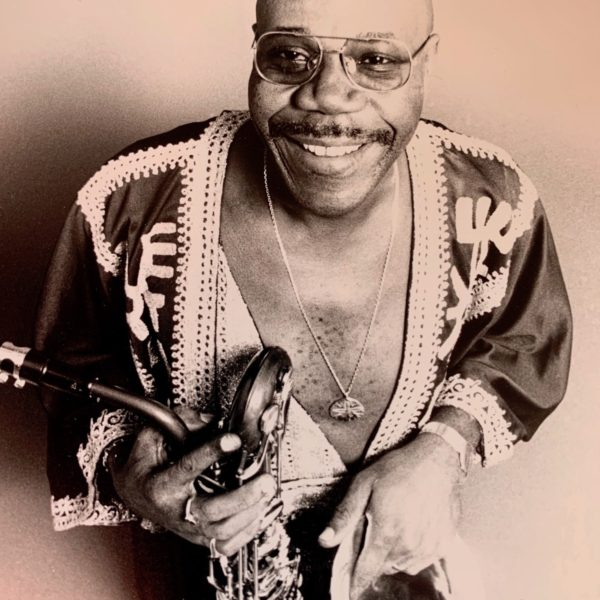 My Friend Manu Dibango