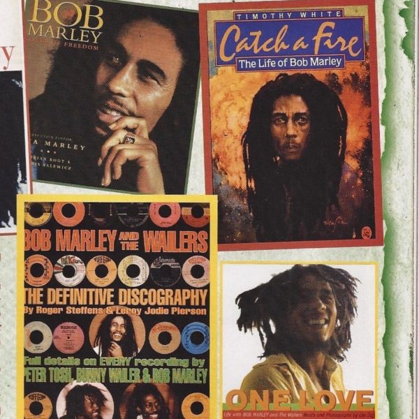 Best of The Beat on Afropop: Bob Marley--By the Book