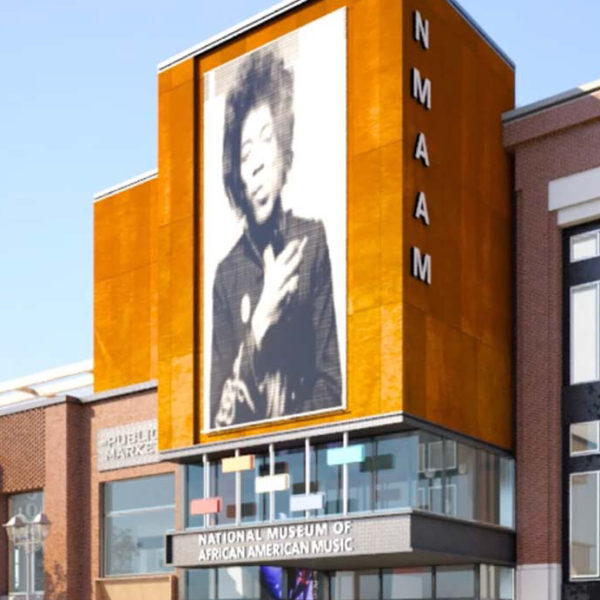 Coming Soon: The National Museum of African American Music