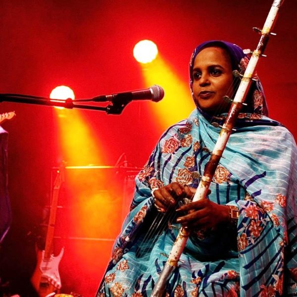 Win Tickets to Noura Mint Seymali at Brooklyn Bowl, March 21