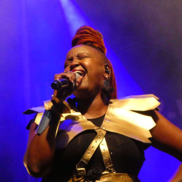 Muthoni Drummer Queen: Marching to the Beat of Her Own Drum