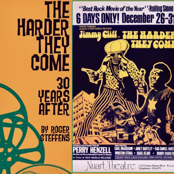 """Best of The Beat on Afropop: The Landmark Reggae Film """"The Harder They Come"""""""