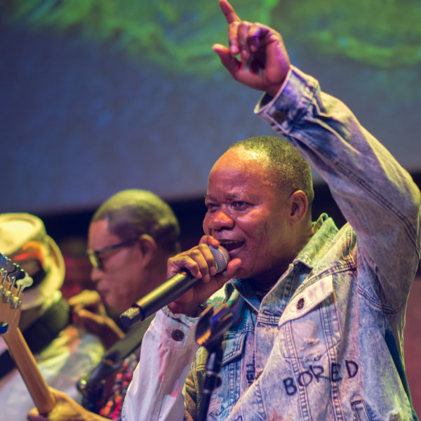 Soukous All Stars Levitate at Lincoln Center
