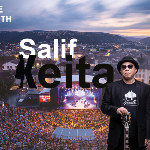 Live Stream Salif Keita at Jazz À Vienne Free at 5 P.M. EDT