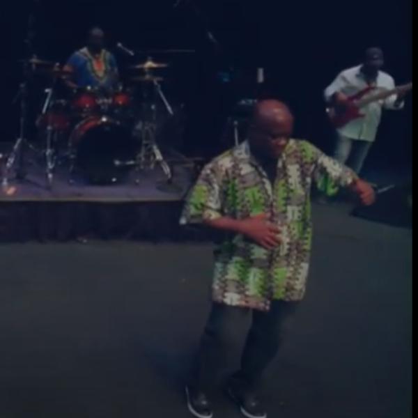 D.C. Highlife Stars with Samba Mapangala