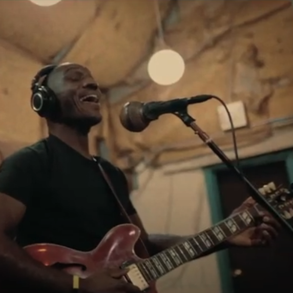 "Cedric Burnside Asks the Lord to ""Step In"""
