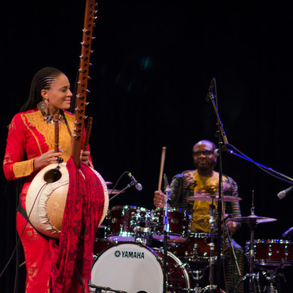 Sona Jobarteh's Singular Path Through Mande Tradition