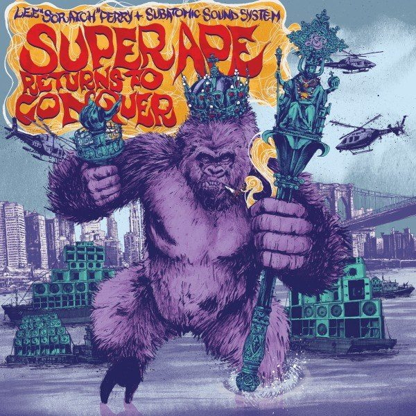 """Best of The Beat on Afropop: Lee """"Scratch"""" Perry Returns to Conquer"""