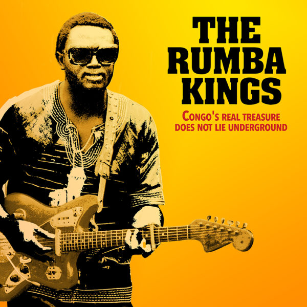 "Alan Brain on Congo Music Documentary: ""The Rumba Kings"""