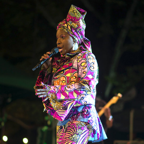 Angelique Kidjo Talks Celia Cruz