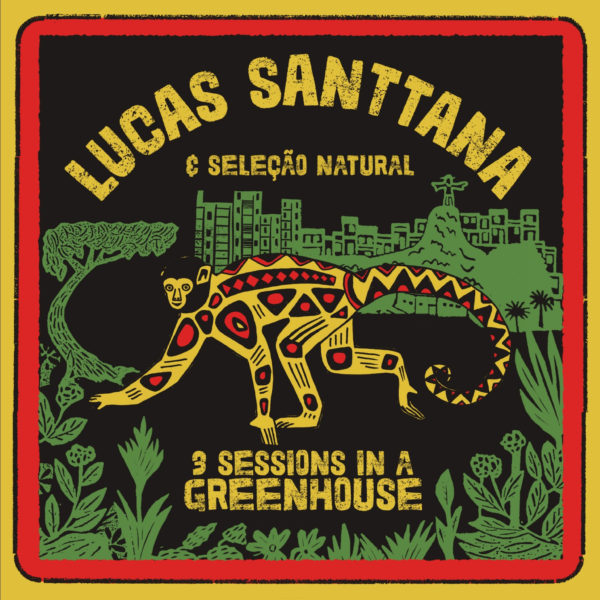 "Video Premiere: Visit Lucas Santtana and Seleção Natural's Greenhouse With ""Lycra Limão"""