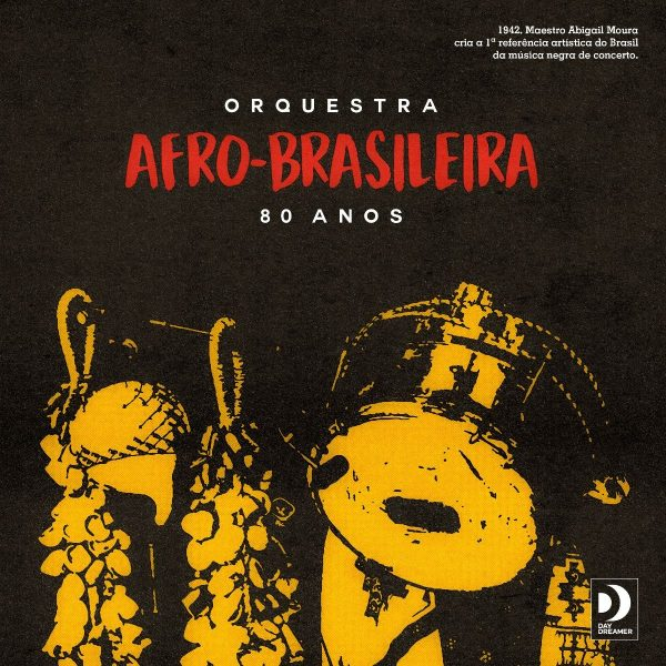 Orquestra Afro-Brasileira To Release First Album in 50 Years