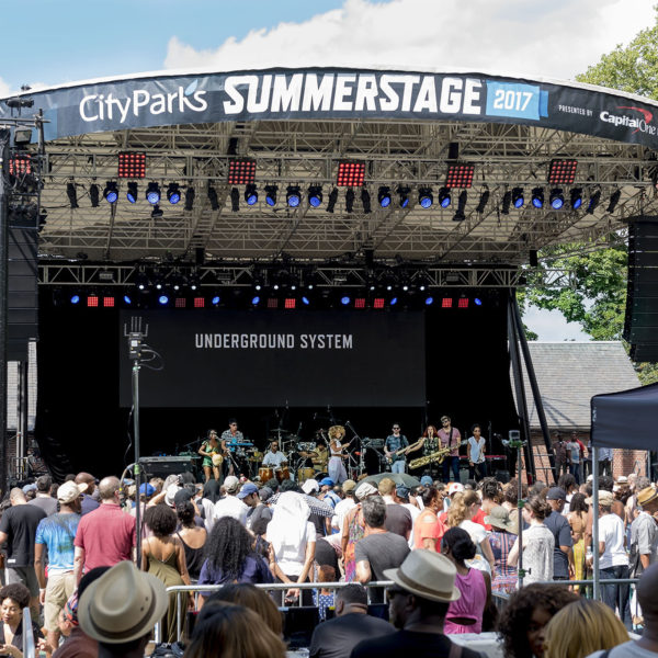 SummerStage Director Erika Elliott Talks Summer 2019