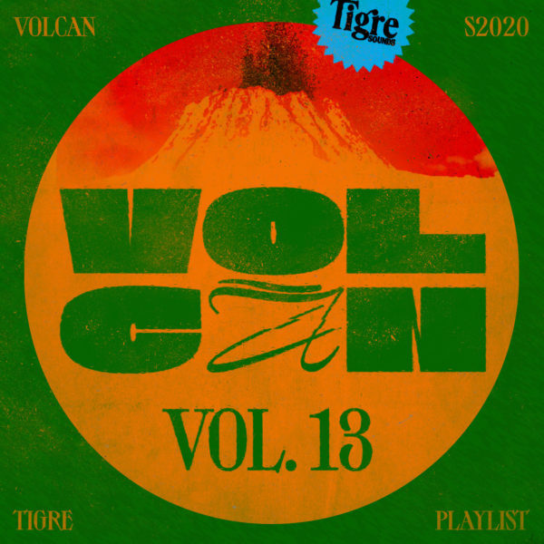 Tigre Sounds Presents Vólcan: Latin R&B and Desert Pop Playlist