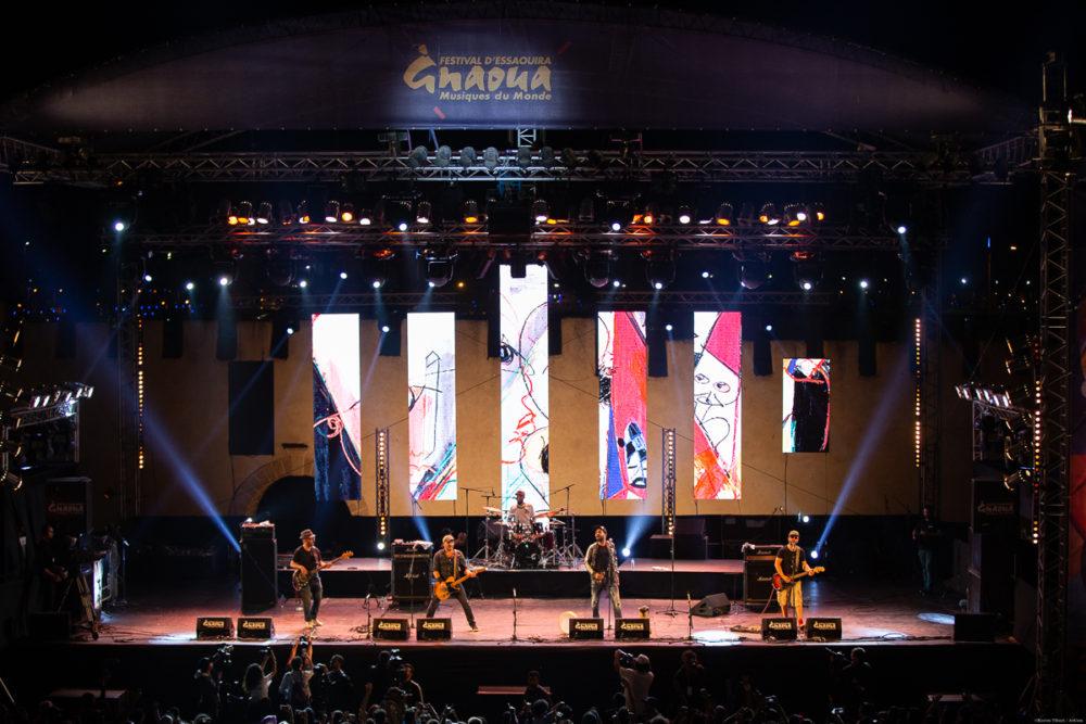Hoba Hoba Spirit. Photo Credit: Festival Gnaoua et Musiques du Monde