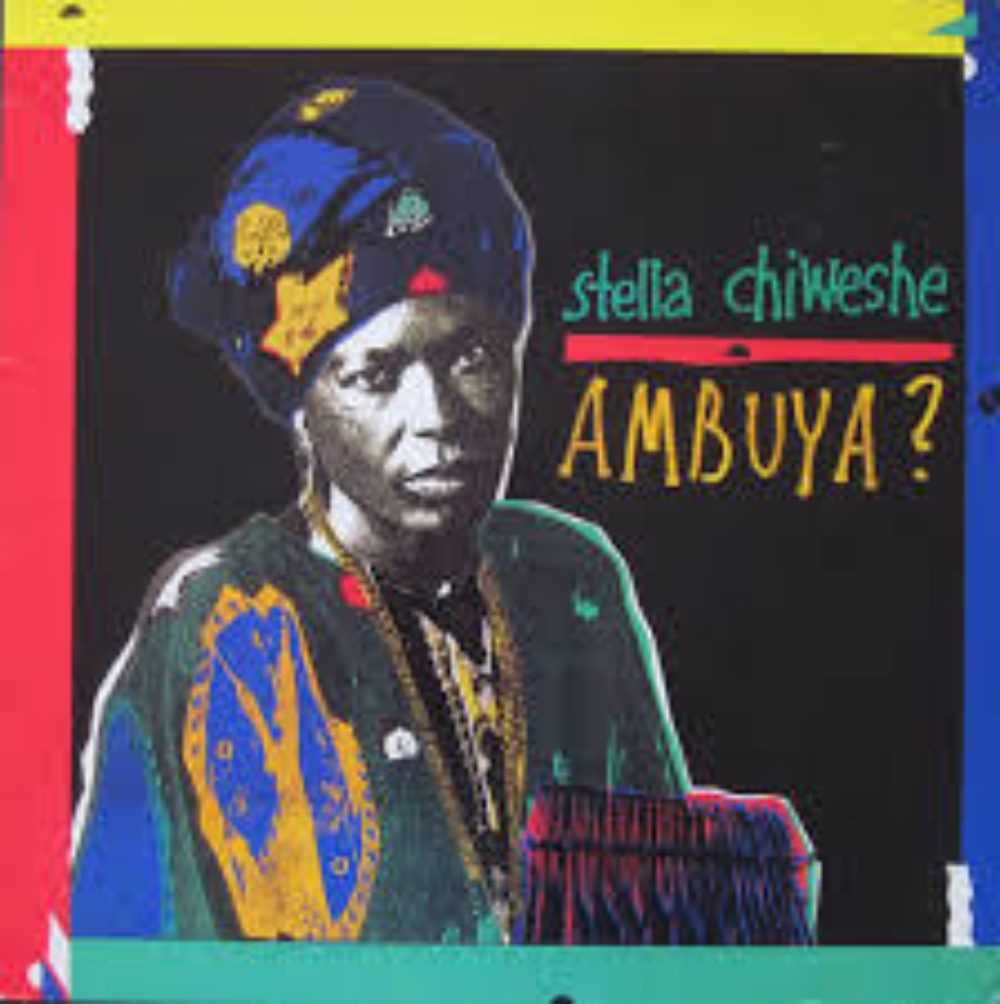 This is this the original 1987 cover of Ambuya?