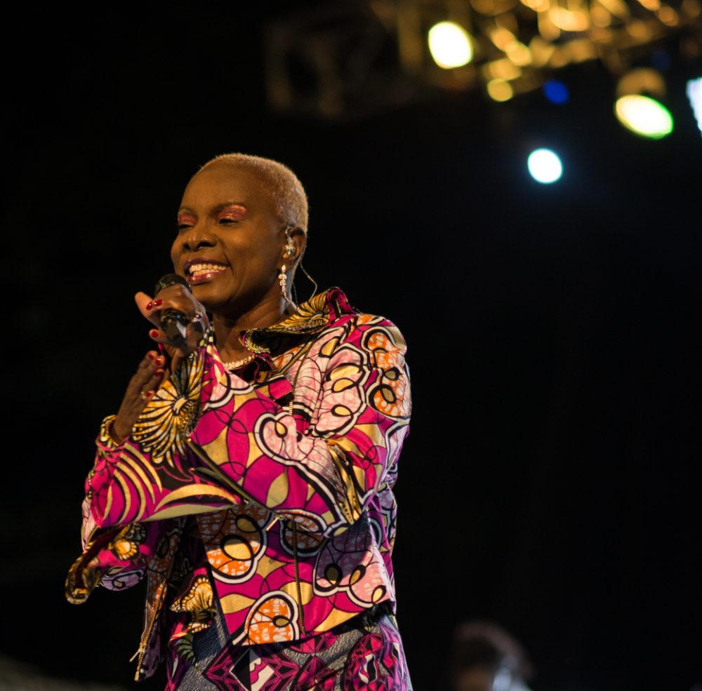 Angelique Kidjo, live at Central Park Summerstage (Eyre 2018)