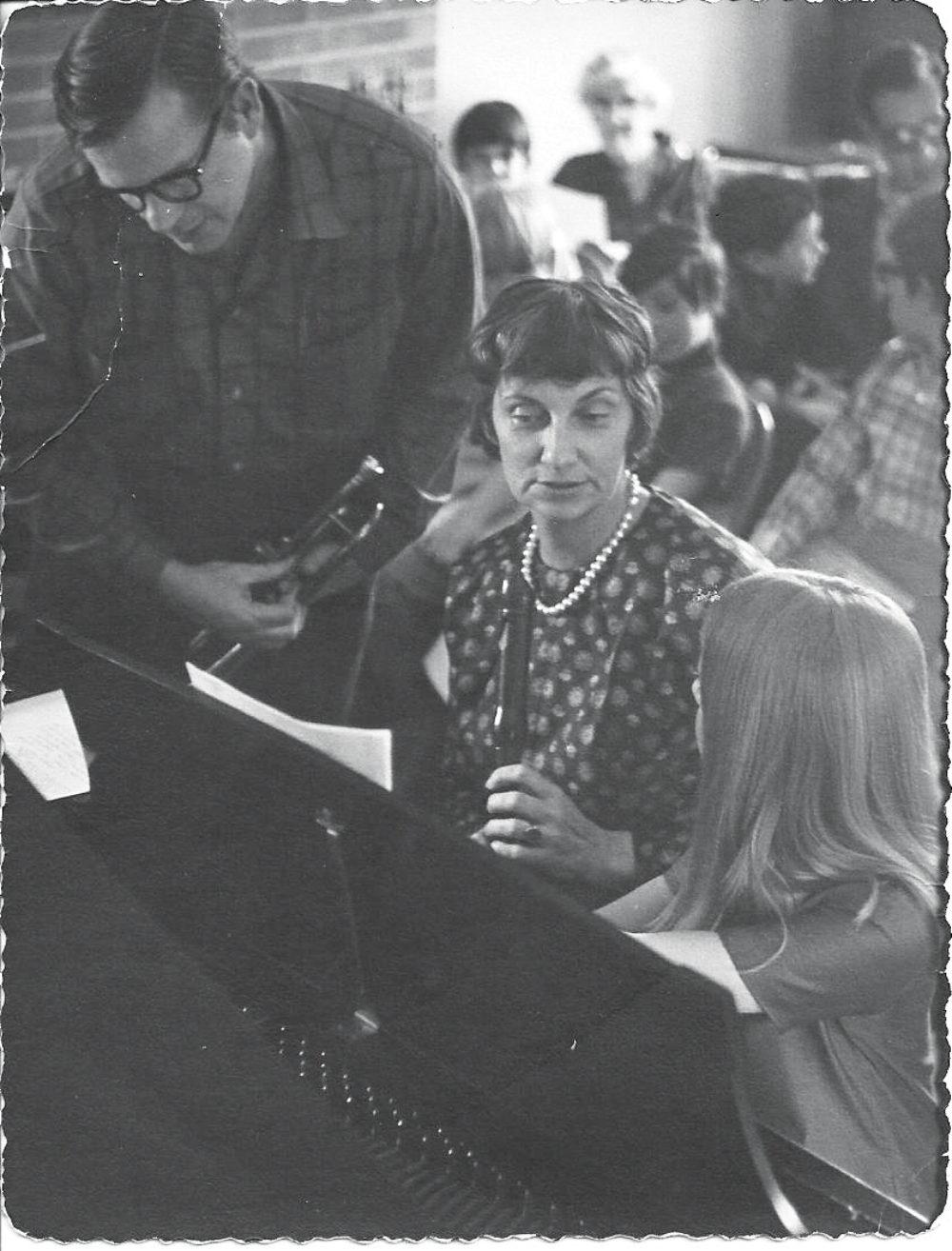 Grandma Billie and Grandpa Dan