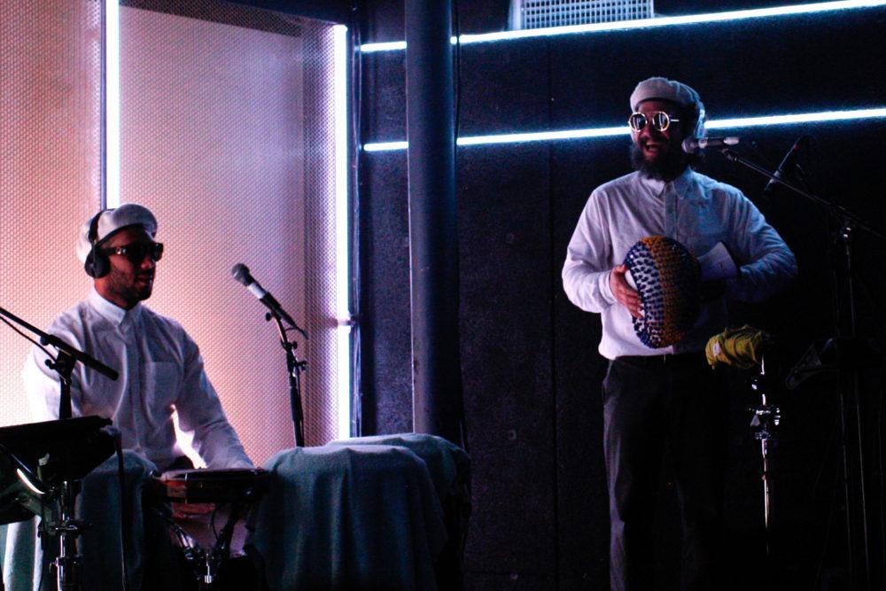 Musicians of ÌFÉ