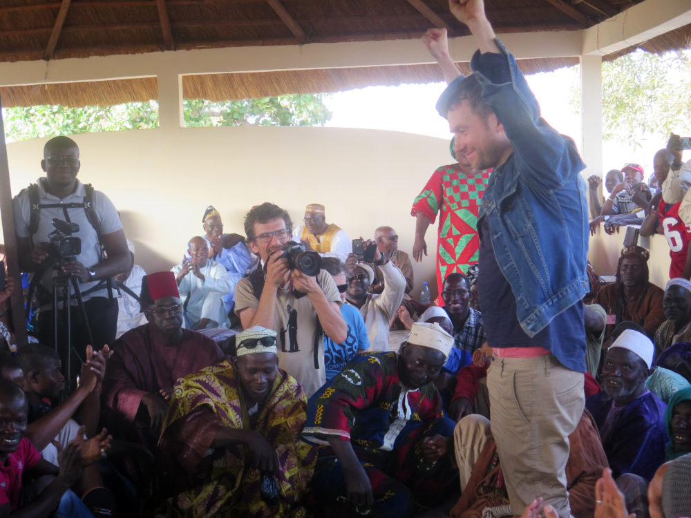 Damon in Mali (Barlow 2016)