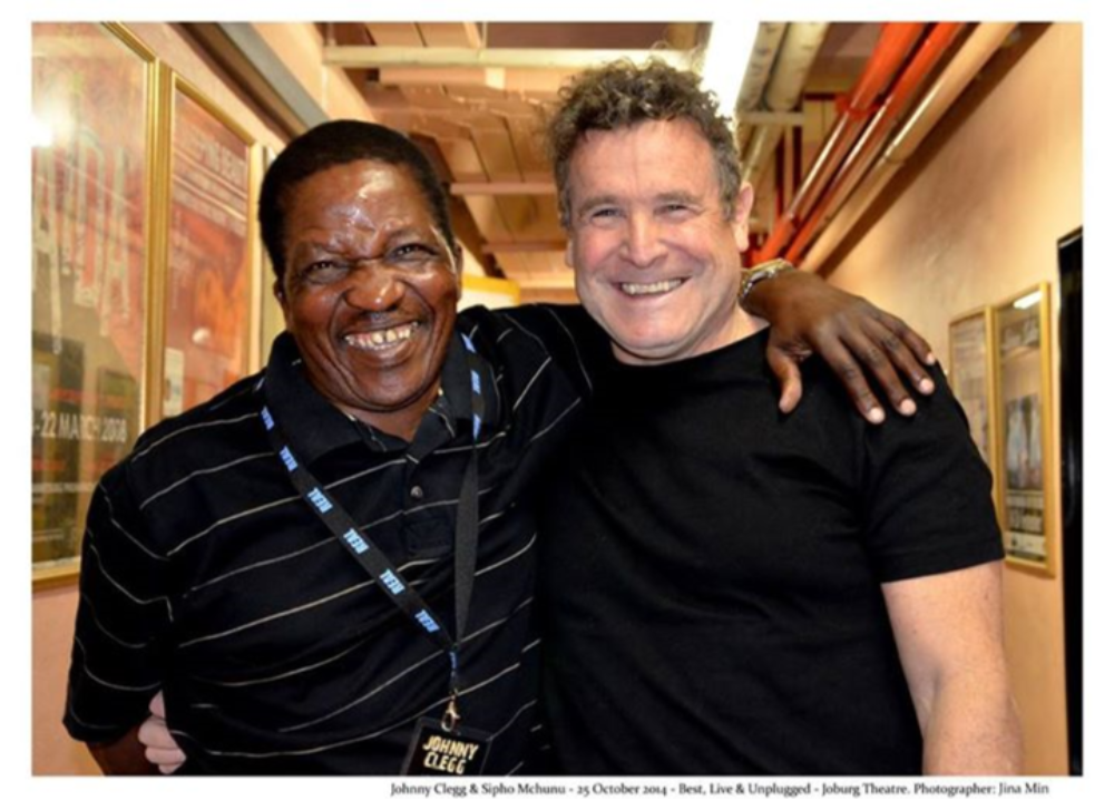 Sipho and Johnny (2014)