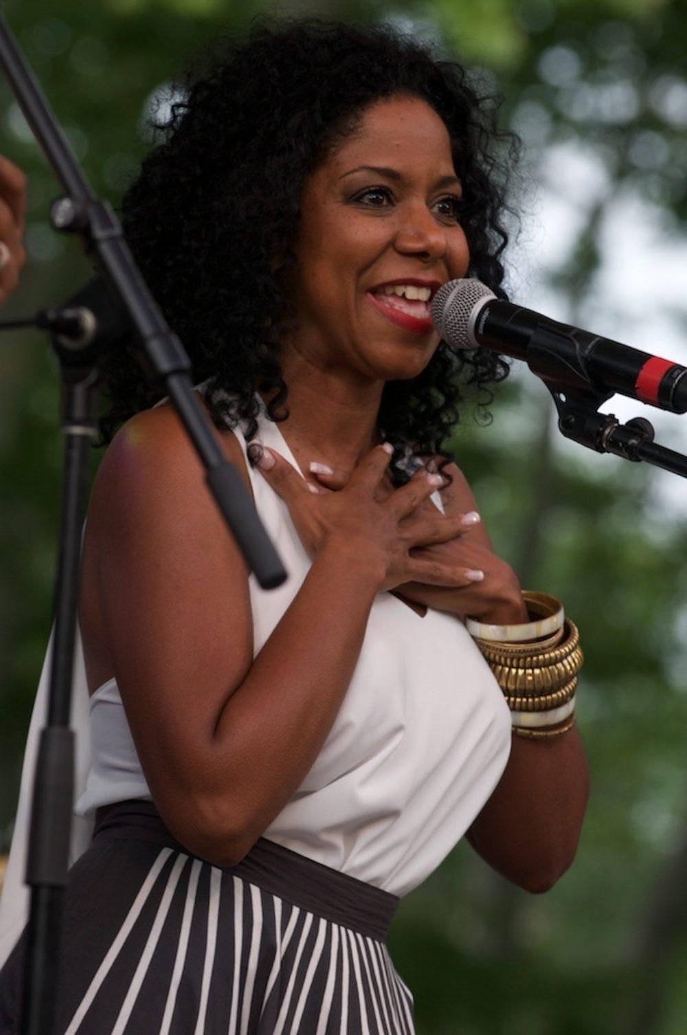 Nancy Vieira, also Central Park, 2015 (BE)