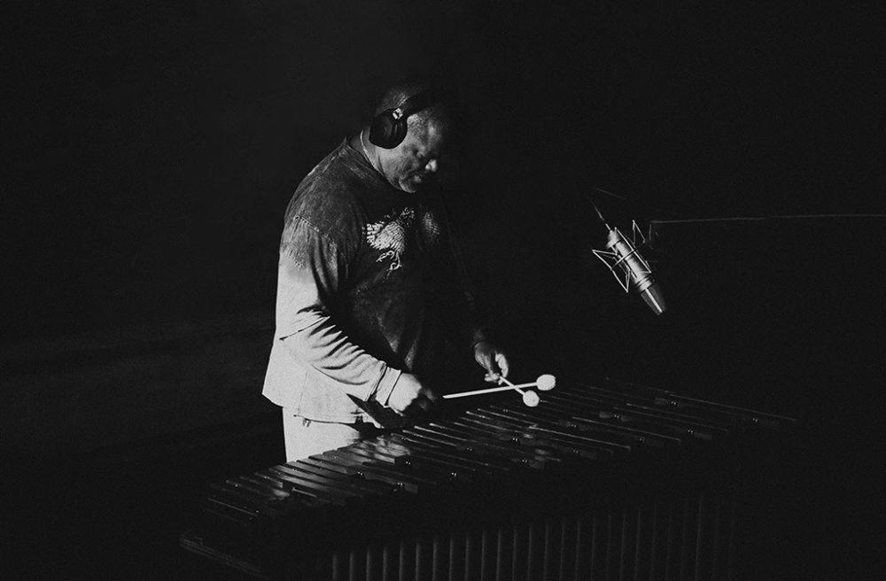 Michael Wimberly Vibraphone - photo by  Alexandra Ionescu