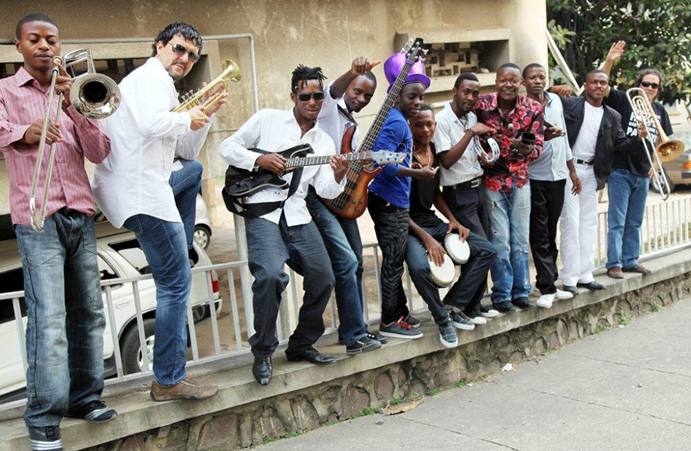 Alan's Kinshasa band