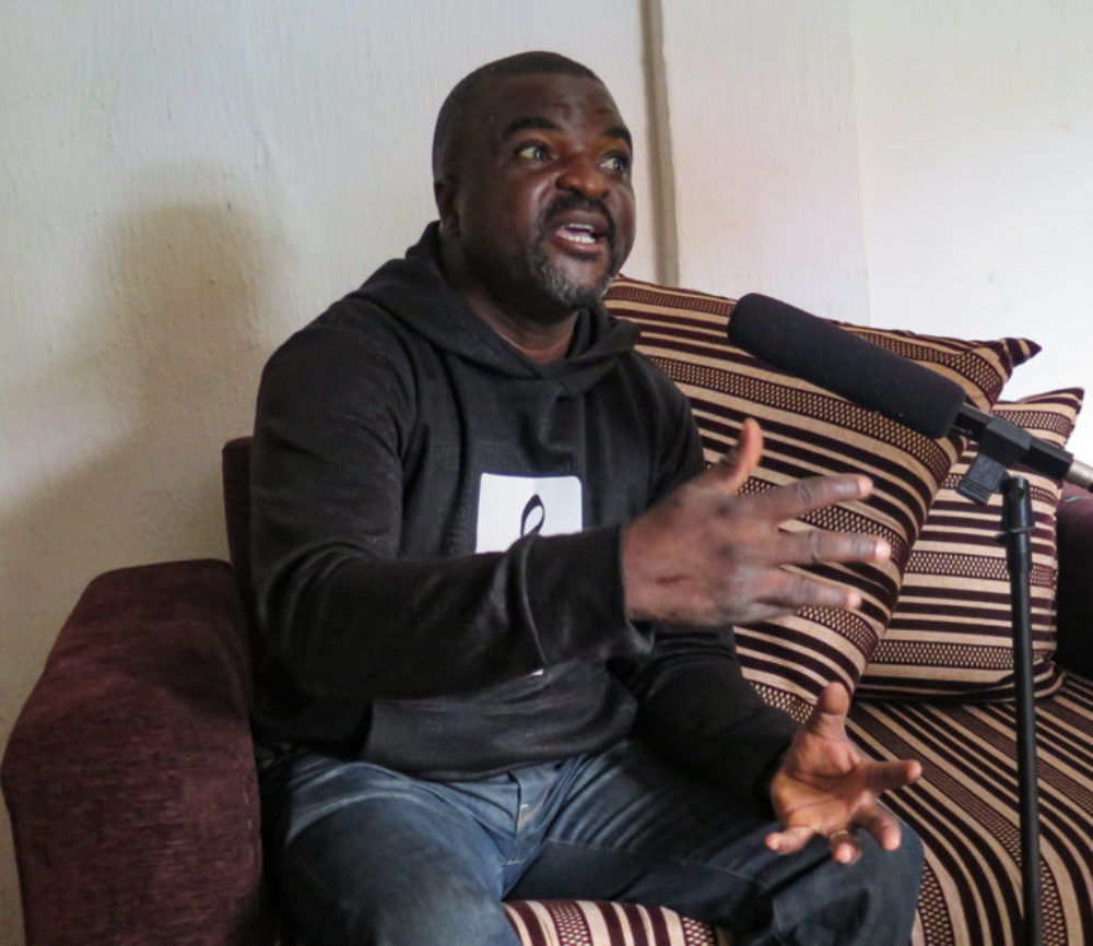 Obesere at his home (Akinpelu, 2017)