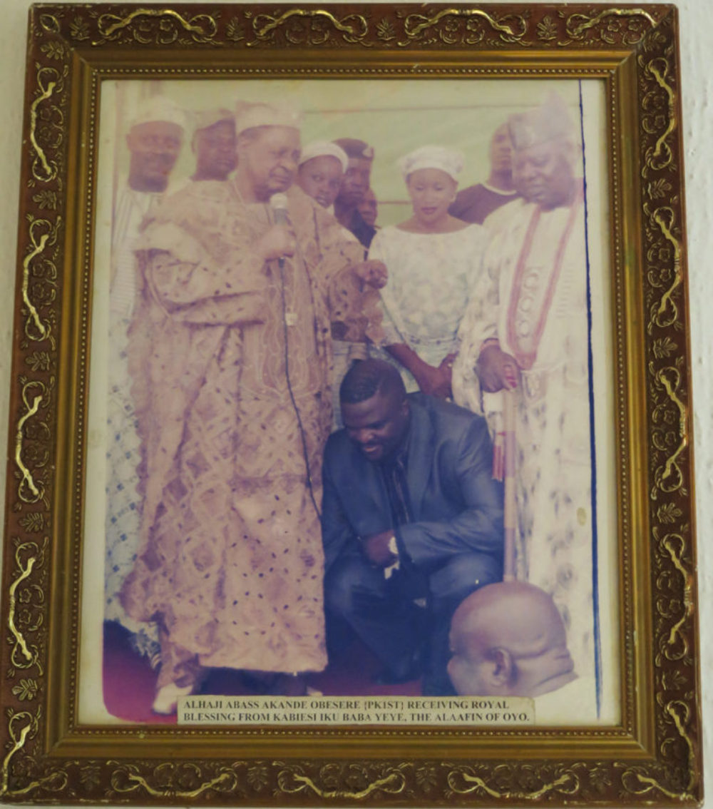Obesere honored