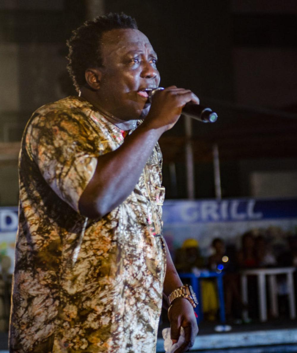 Saheed Osupa live in Lagos (Eyre, 2017)