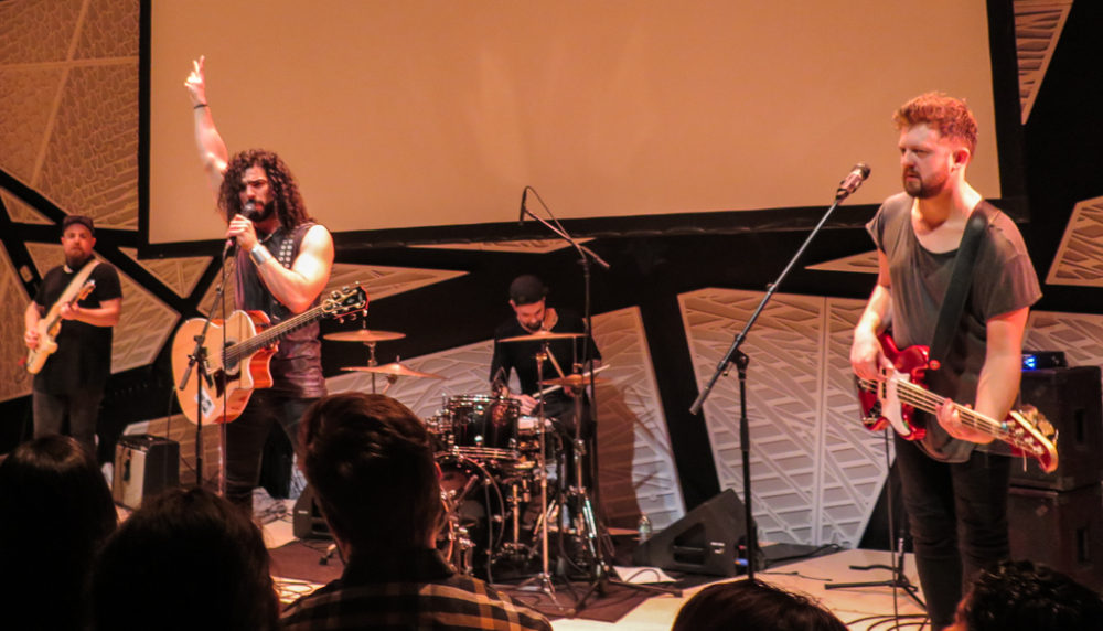 Ramy Essam and Band at National Sawdust (Eyre 2020)