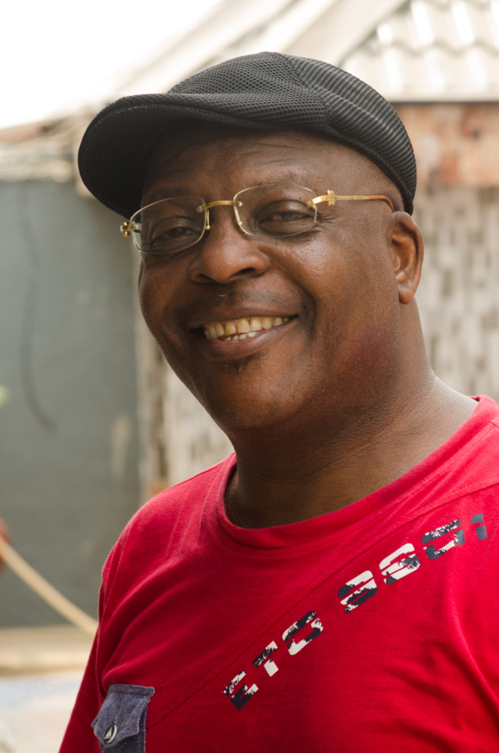 Sir Shina Peters (Eyre, 2017)