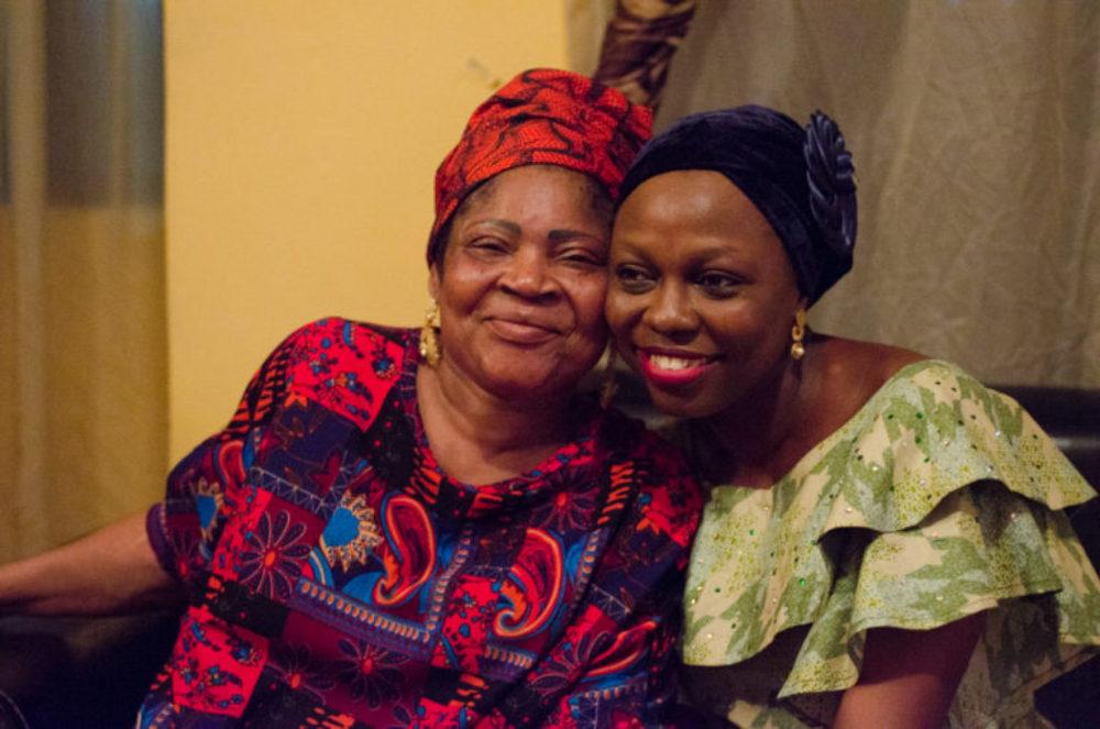 Salawa Abeni and Sekinat Ayeyemi
