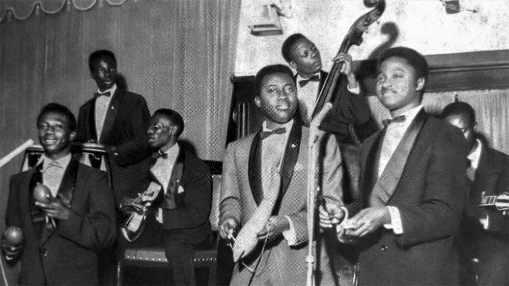 Grand Kallé and African Jazz