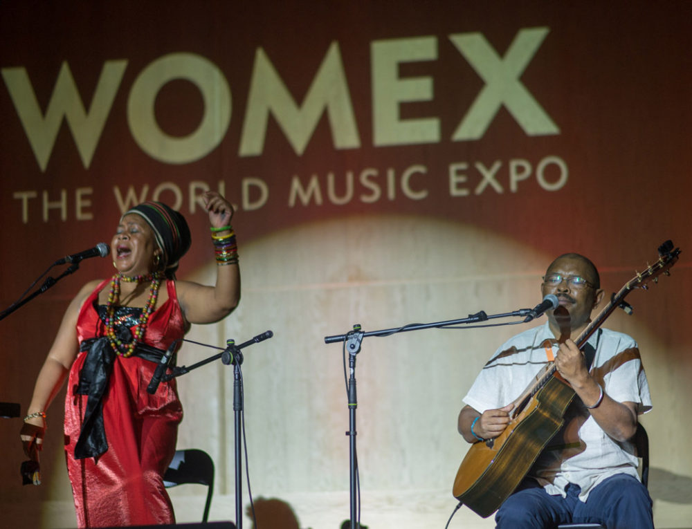 Monika Njava and D'Gary
