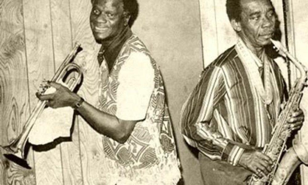 VIctor Olaiya and E.T. Mensah