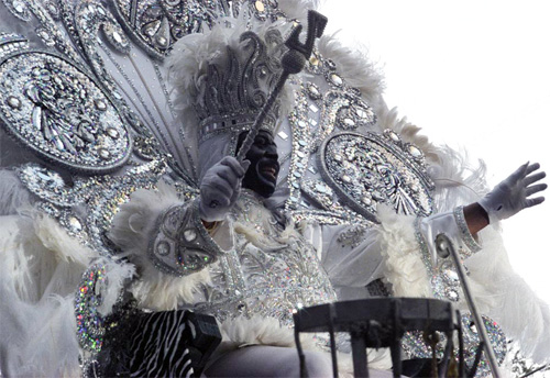 Living in New Orleans, Part 1: All on A Mardi Gras Day