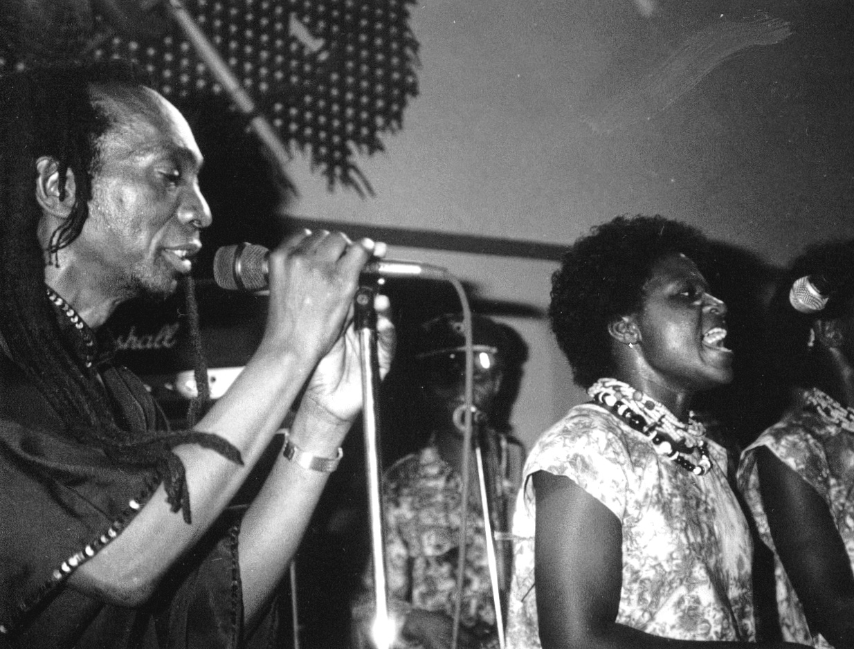 Thomas Mapfumo 1: The War Years