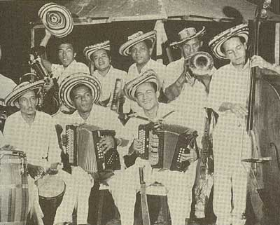 Música Tropical in Colombia