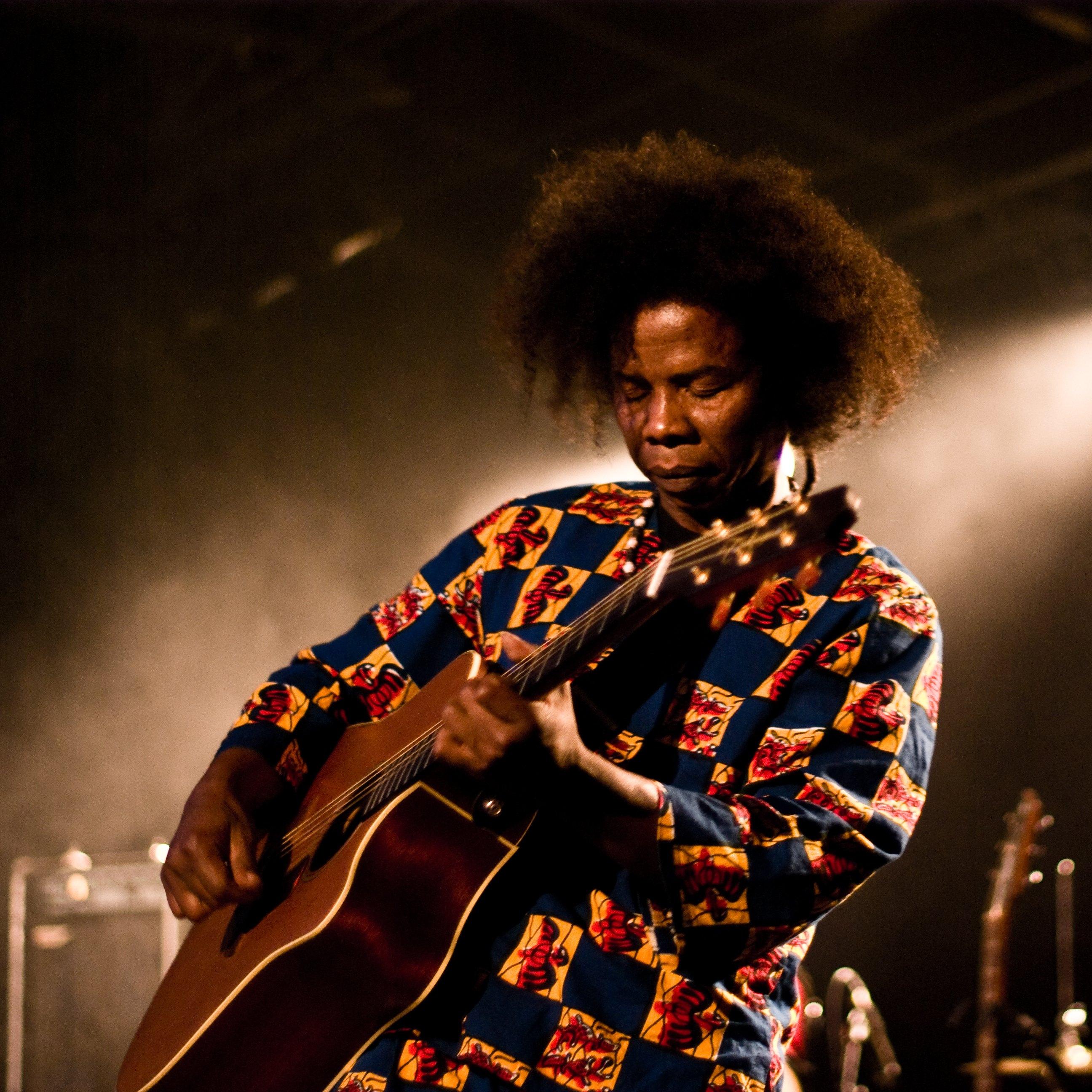Malagasy Guitar