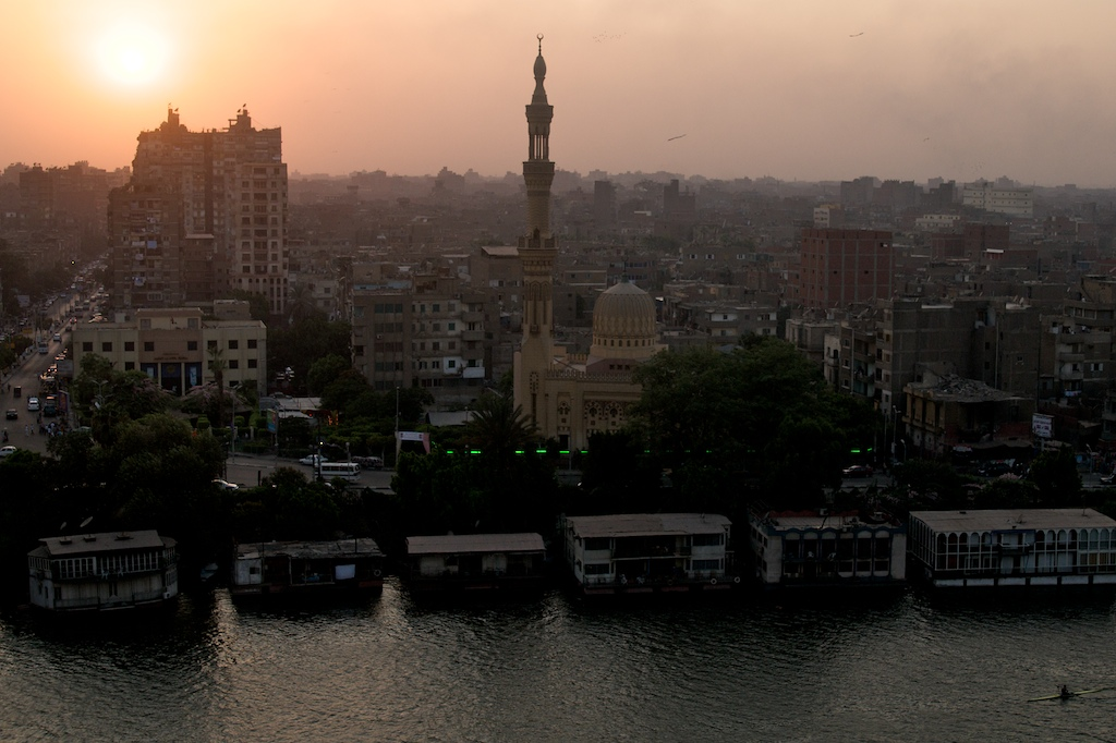 Egypt 1: Cairo Soundscape