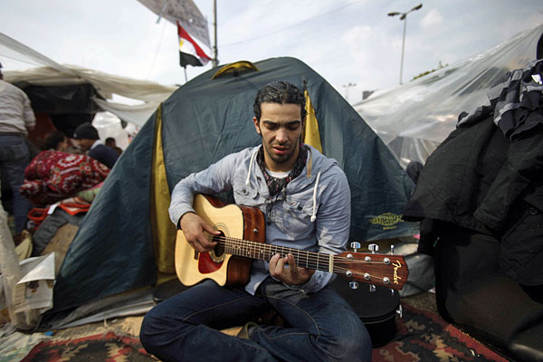 Egypt 5: Revolution Songs