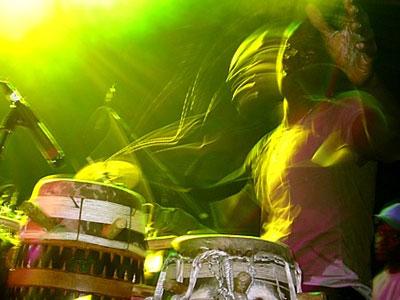 Follow the Drum - Fuji, Mbalax, Samba, Rumba