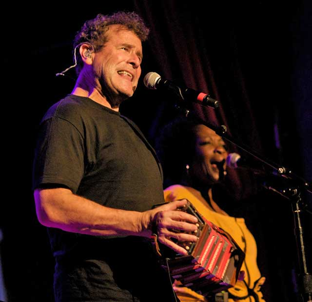 Johnny Clegg Band: Road Warriors