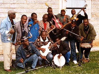The Story of Bembeya Jazz