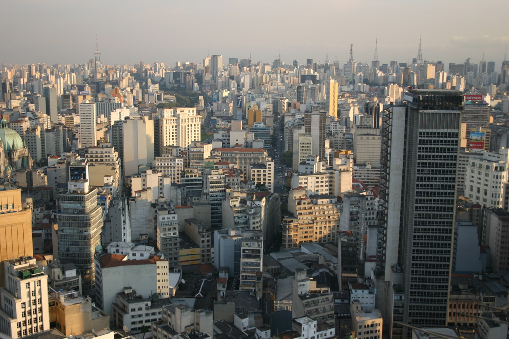 The Soul of São Paulo: Rock, Rap and Future Music from the Endless City