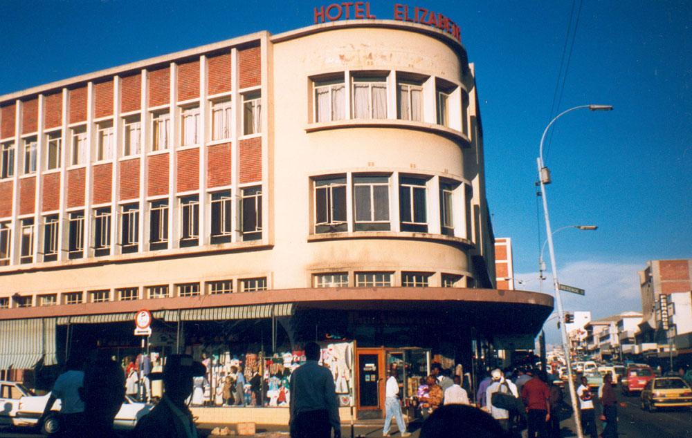 Elizabeth Hotel, scene of TMBU weekly meetings