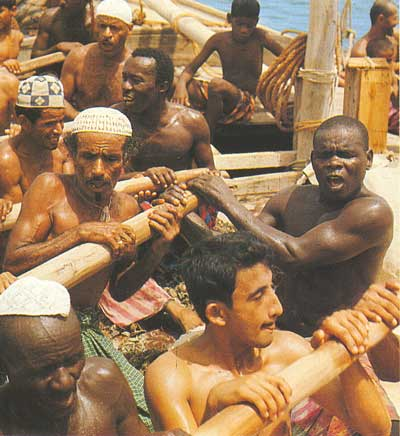 African Slaves in Islamic Lands